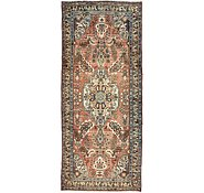 Link to 4' 1 x 9' 5 Hamedan Persian Runner Rug