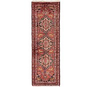 Link to Unique Loom 3' 5 x 9' 10 Zanjan Persian Runner Rug