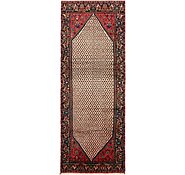Link to 3' 9 x 10' Koliaei Persian Runner Rug