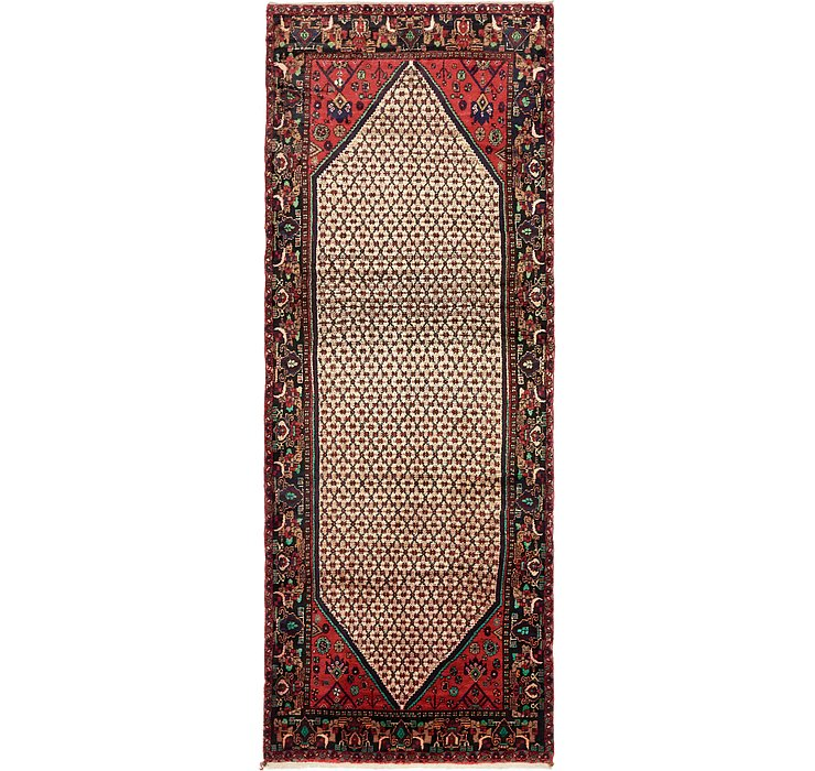 3' 9 x 10' Koliaei Persian Runner ...