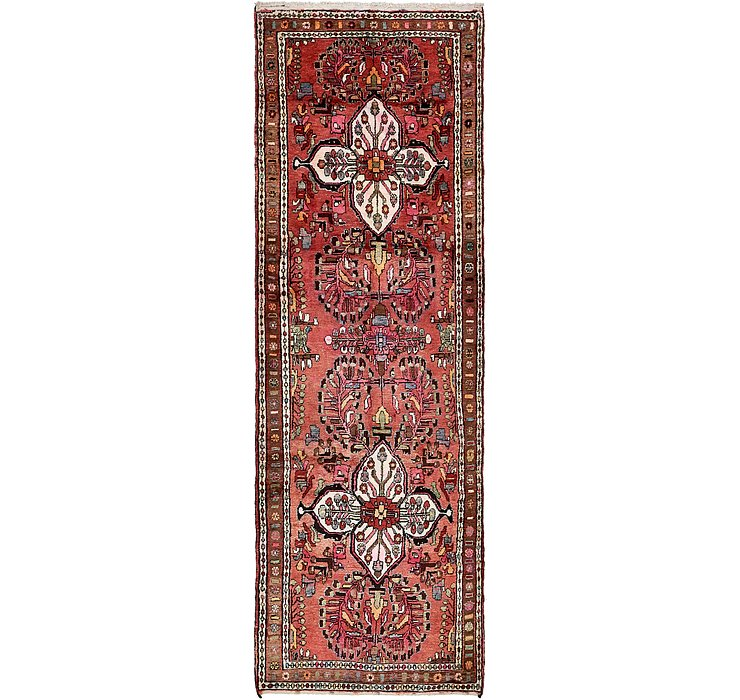 3' 8 x 10' 11 Liliyan Persian Runner ...