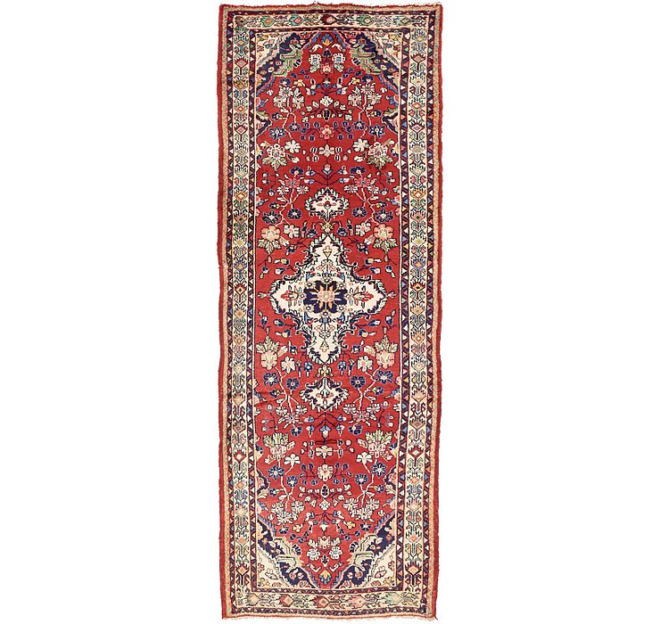 4' x 10' 8 Liliyan Persian Runner ...