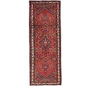 Link to 115cm x 302cm Hamedan Persian Runner Rug