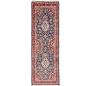 Link to 3' 7 x 10' 5 Shahrbaft Persian Runner Rug