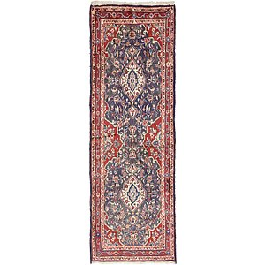 3' 7 x 10' 5 Shahrbaft Persian Runne...