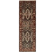 Link to 3' 5 x 10' 9 Hamedan Persian Runner Rug