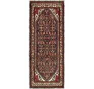 Link to 3' 7 x 8' 10 Hossainabad Persian Runner Rug