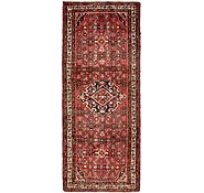 Link to 127cm x 300cm Hossainabad Persian Runner Rug