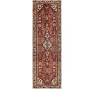 Link to 3' 1 x 9' 6 Hossainabad Persian Runner Rug