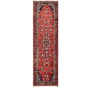 Link to 3' 7 x 11' 2 Hamedan Persian Runner Rug