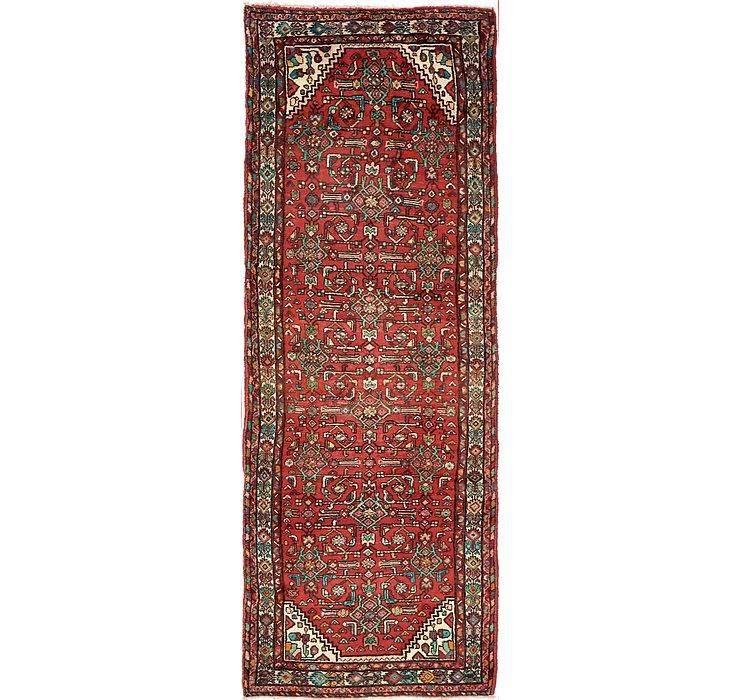 3' 10 x 10' 8 Hossainabad Persian Run...