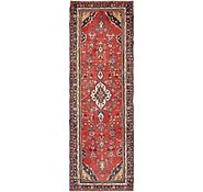 Link to 3' 6 x 11' Khamseh Persian Runner Rug