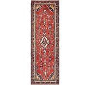 Link to 107cm x 335cm Khamseh Persian Runner Rug