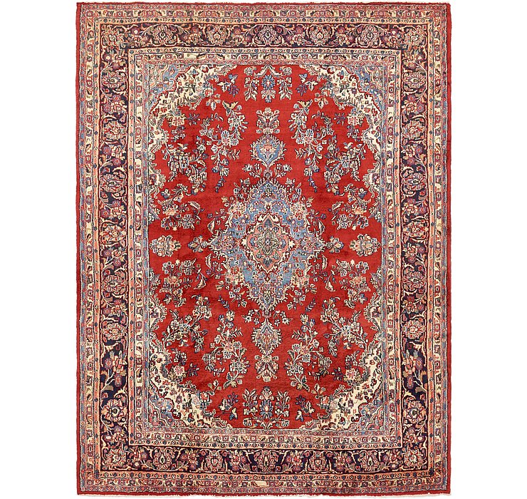 8' 10 x 11' 7 Shahrbaft Persian Rug