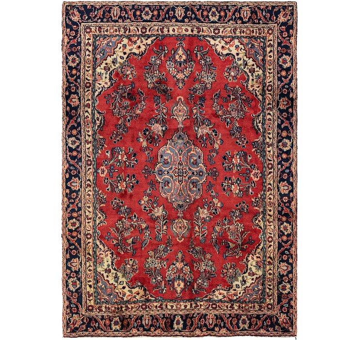 6' 4 x 9' 2 Shahrbaft Persian Rug