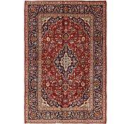 Link to 6' 5 x 9' 5 Kashan Persian Rug
