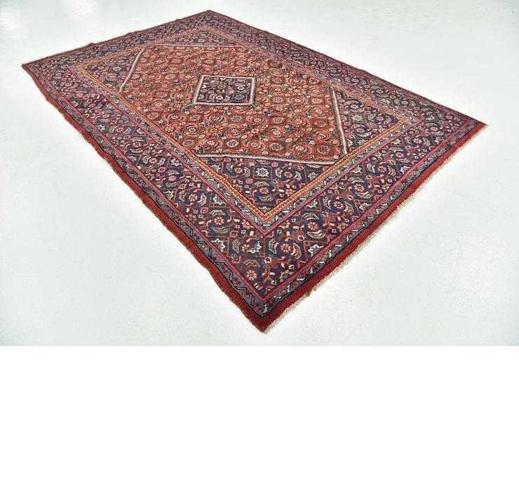 6' 7 x 9' 9 Farahan Persian Rug