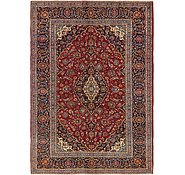 Link to 7' 3 x 10' Kashan Persian Rug