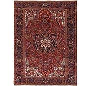 Link to 8' 8 x 11' 7 Heriz Persian Rug