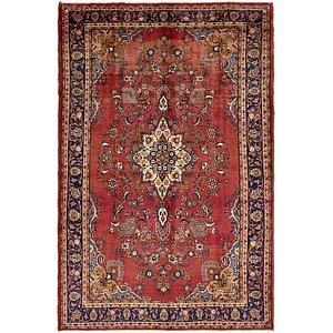 6' 9 x 10' 6 Shahrbaft Persian Rug