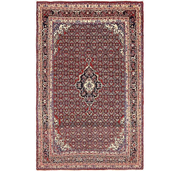 7' 4 x 11' 7 Shahrbaft Persian Rug