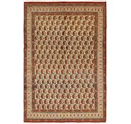 Link to 7' x 10' 6 Mood Persian Rug
