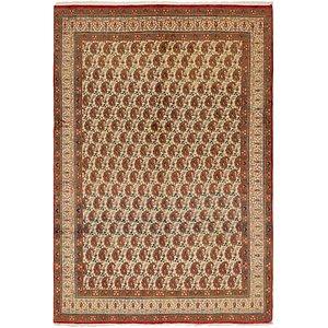 7' x 10' 6 Mood Persian Rug