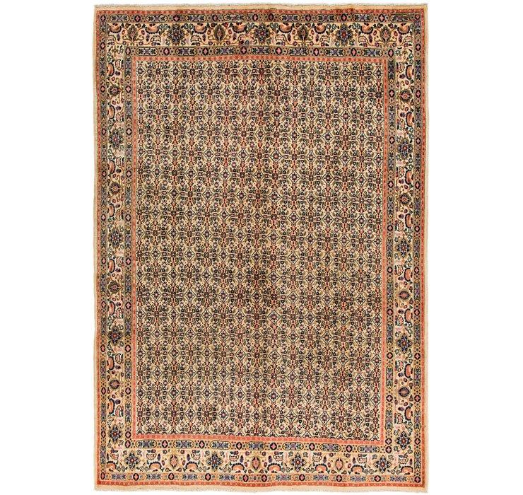 6' 6 x 9' 4 Mood Persian Rug