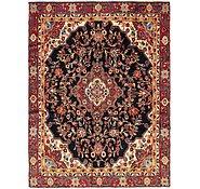Link to 193cm x 270cm Shahrbaft Persian Rug