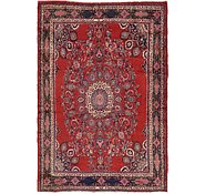 Link to 6' 7 x 9' 7 Hamedan Persian Rug
