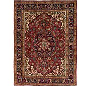Link to 8' 4 x 11' Tabriz Persian Rug