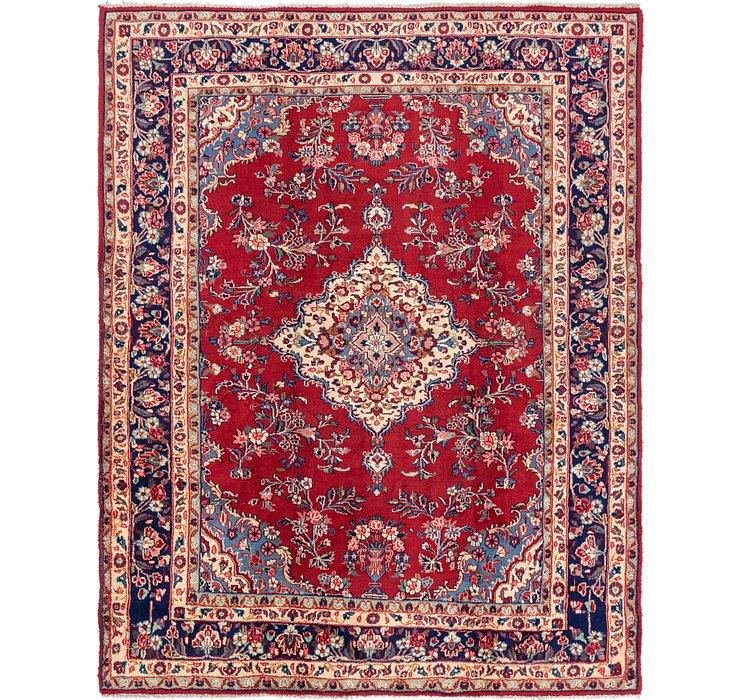7' x 9' 3 Shahrbaft Persian Rug