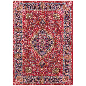 8' 2 x 11' 6 Kashmar Persian Rug