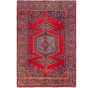 Link to 7' 10 x 11' 9 Viss Persian Rug