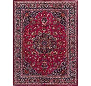 Link to 8' 6 x 11' 4 Mashad Persian Rug