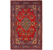 Link to 218cm x 340cm Golpayegan Persian Rug