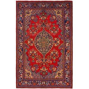 7' 2 x 11' 2 Golpayegan Persian Rug