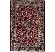 Link to 240cm x 365cm Isfahan Persian Rug
