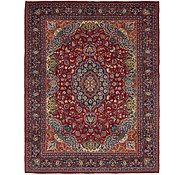 Link to 9' 10 x 13' Kashmar Persian Rug