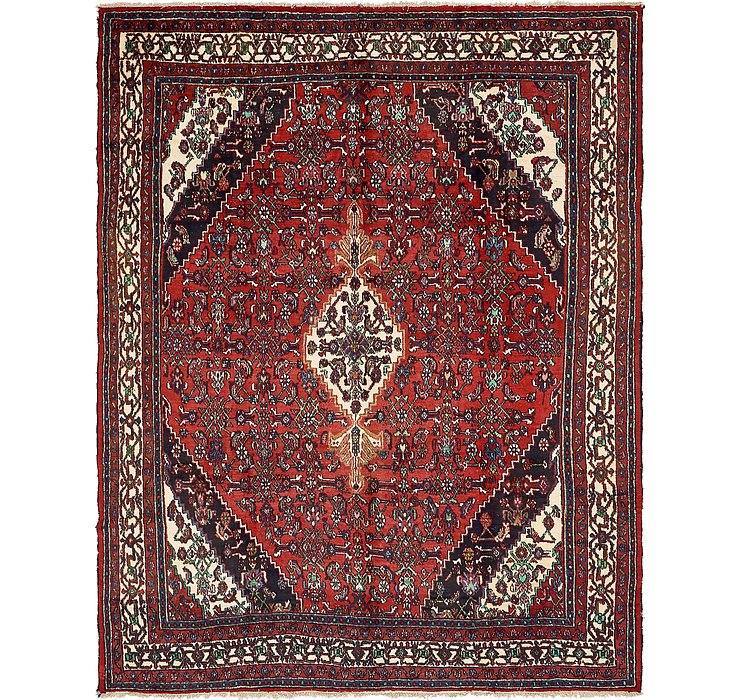 HandKnotted 8' 10 x 11' Liliyan Persian Rug