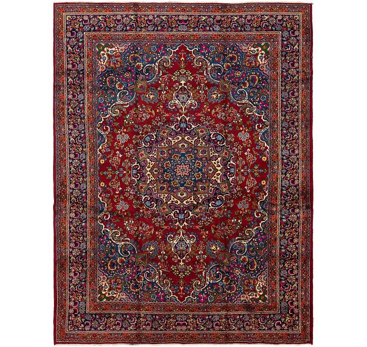 9' 5 x 13' 6 Mashad Persian Rug