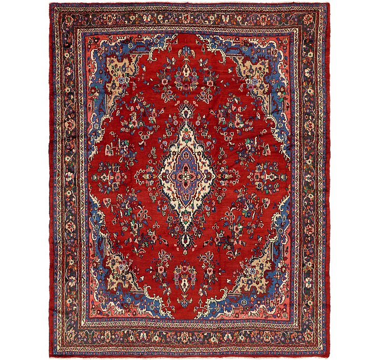 HandKnotted 10' 4 x 13' Liliyan Persian Rug