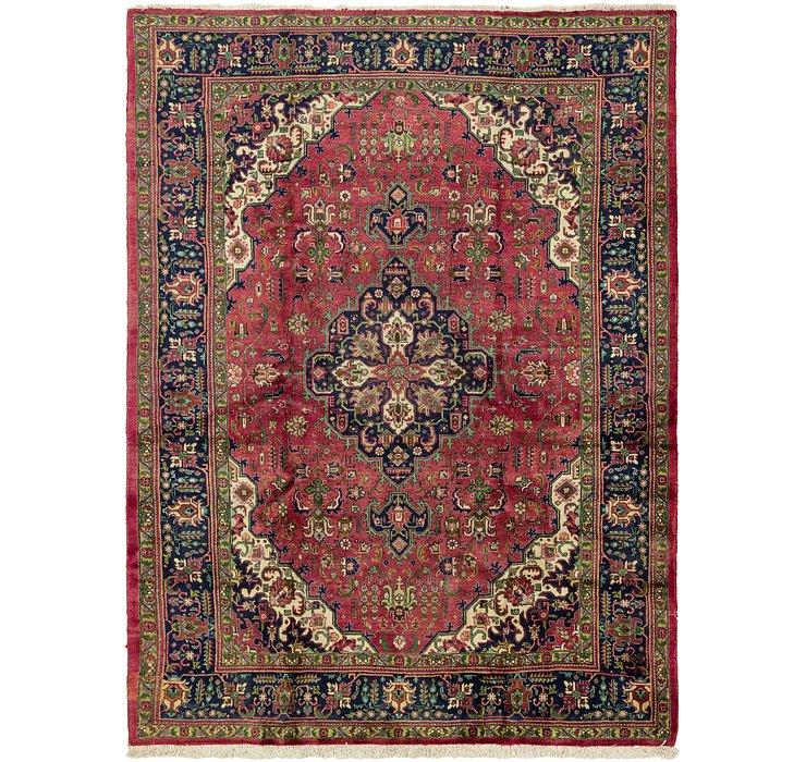 245cm x 338cm Tabriz Persian Rug