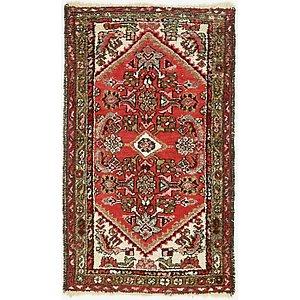 2' 5 x 3' 10 Hamedan Persian Rug