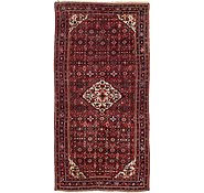 Link to 5' 4 x 10' 9 Hossainabad Persian Runner Rug