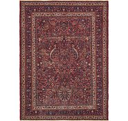 Link to 8' 10 x 11' 10 Birjand Persian Rug