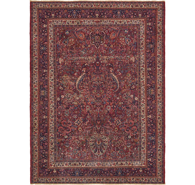8' 10 x 11' 10 Birjand Persian Rug