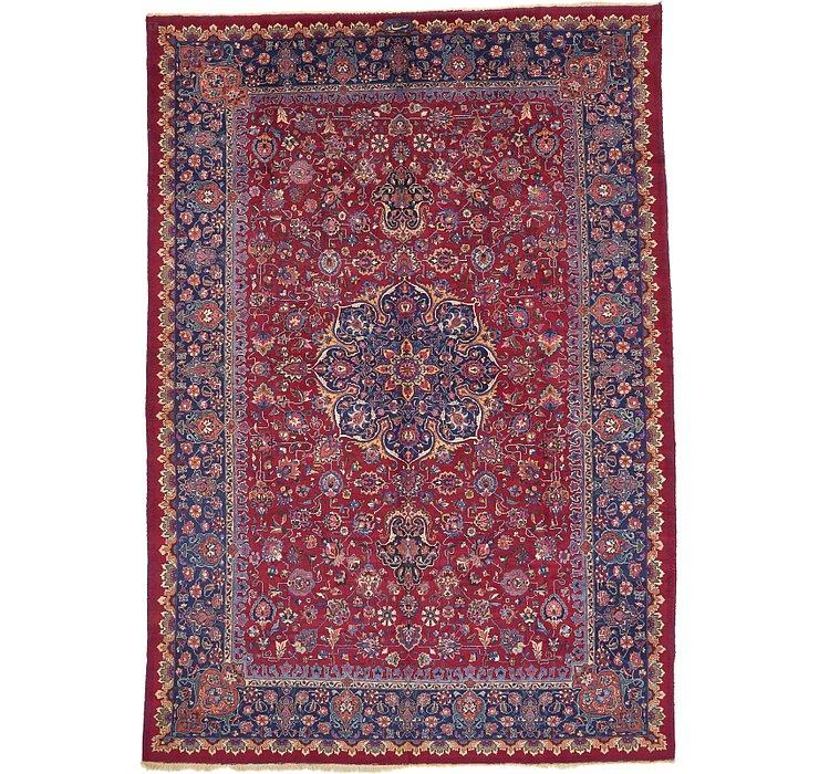 340cm x 488cm Mashad Persian Rug