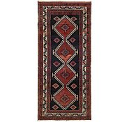 Link to 4' 8 x 10' 3 Hamedan Persian Runner Rug