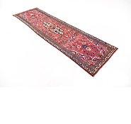 Link to 2' 10 x 10' Hamedan Persian Runner Rug